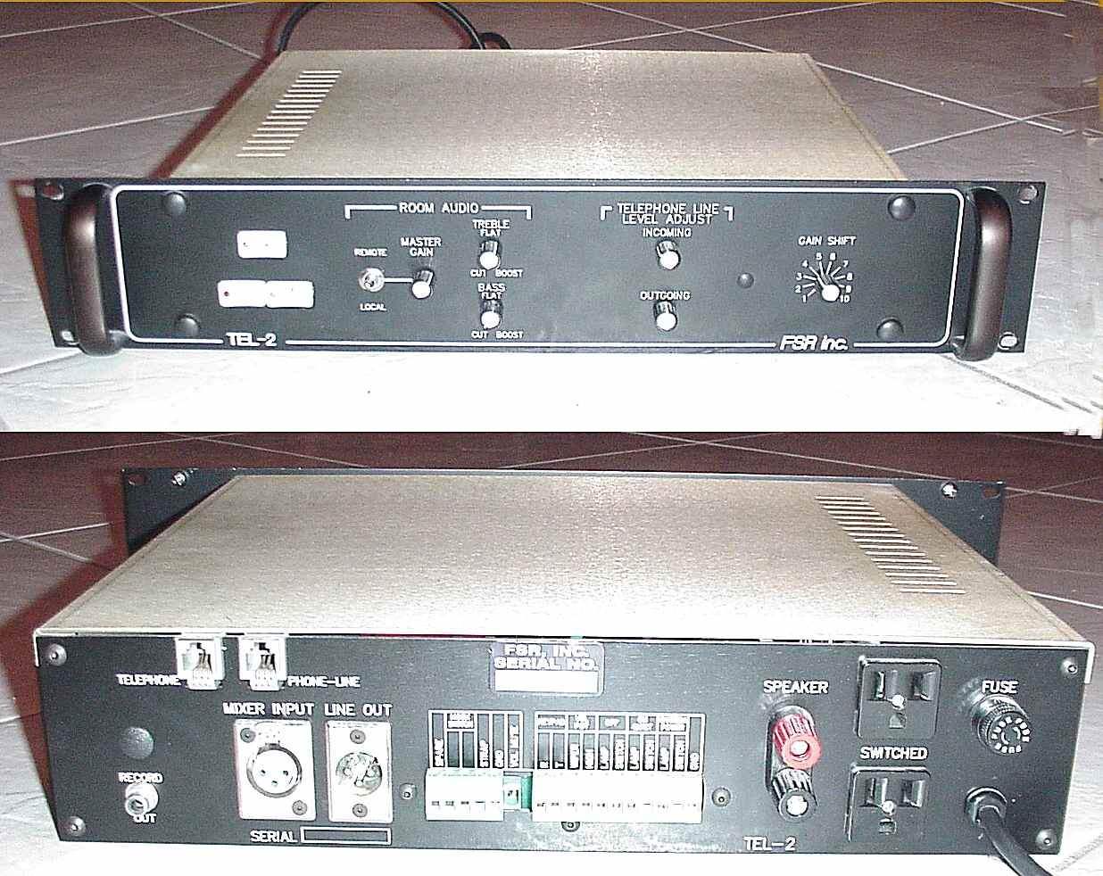 Teleconference Controller  teleconferencing