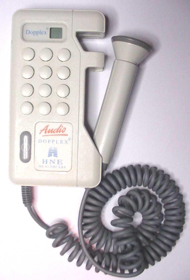 Used fetal doppler in working condition fetal dopplers