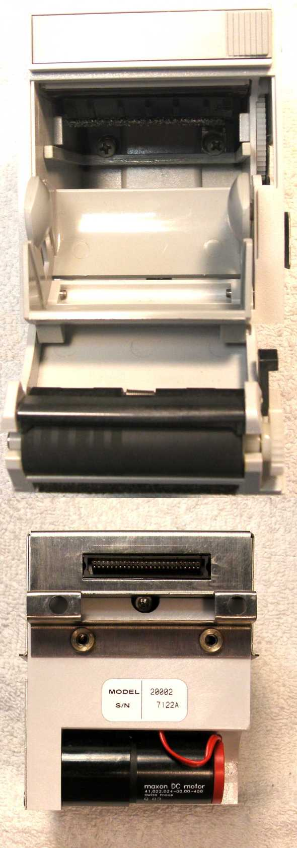 MDE Escort Prism SE mod 20414-103 thermal printer