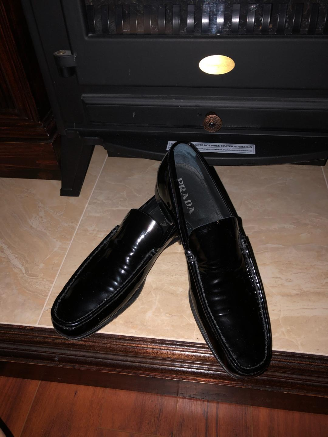 Prada Shoes size 11.5