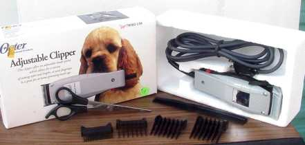 OSTER PET CLIPPERS