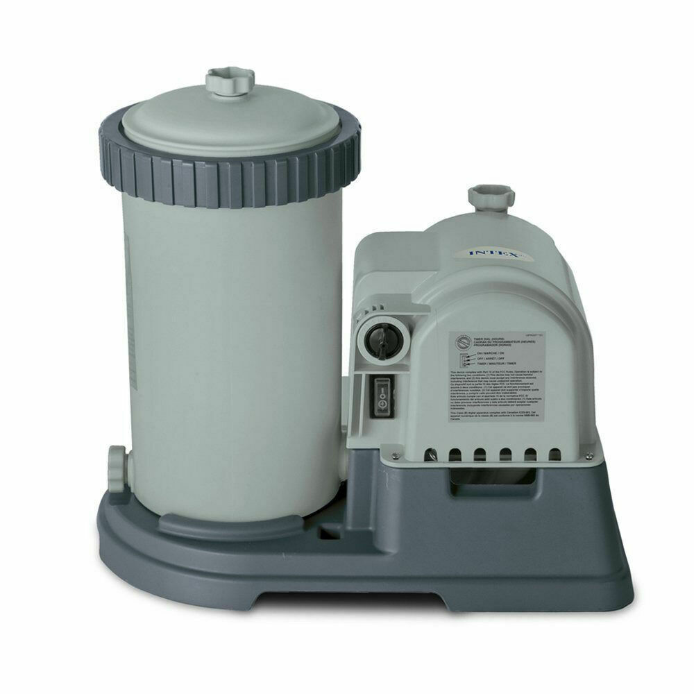 Krystal Clear 633T 2500GPH Water Pump and Filter